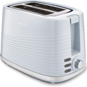 Morphy Richards Dune 2 Slice Toaster – Cornflower Blue