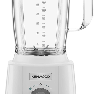 Kenwood Blend-X Fresh Blender Plastic 650 W Large 2L Chalice With 1.5L Working Capacity – White