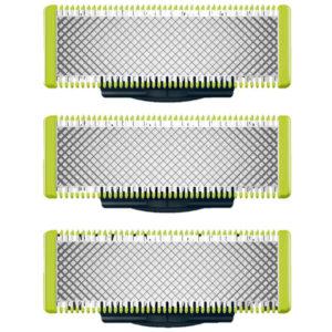 Philips Genuine UK OneBlade Replacement Blade - 3 Blade Pack