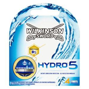 Wilkinson Sword Hydro 5 Men's Razor 4 Blade Refills