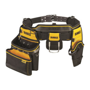 Dewalt Tool Belts & Carpenters Aprons - Yellow/Black