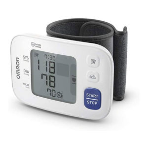 Omron Automatic Wrist Blood Pressure Monitor