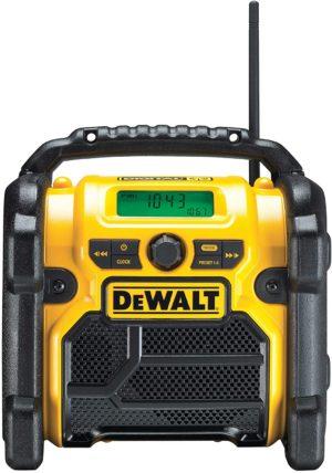Dewalt 18V XR Compact Digital FM/DAB Radio