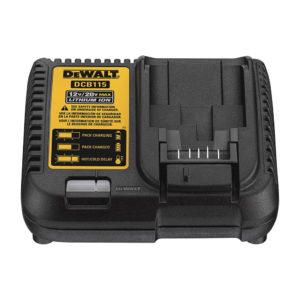 Dewalt 10.8v - 18v Multi-Voltage XR Lithium-Ion Compact Charger