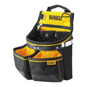 Dewalt Heavy Duty Nail Pouch - Yellow/Black