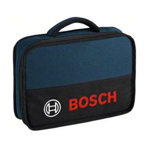 Bosch Soft Tool Bag For Cordless Screwdriver 1600A003BG - Blue