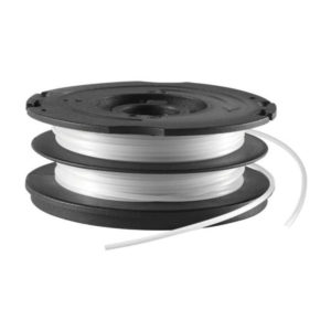 Black & Decker Replacement Spool + Dual Line 2x6m 1.6mm