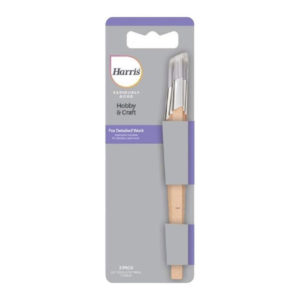 Harris Seriously Good Fitch Brush 3 Pack