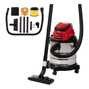 Einhell TC-VC 18/20 Li S-Solo Power X-Change Cordless Wet/Dry Vacuum Cleaner