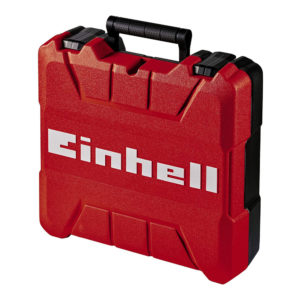 Einhell Universal Storage E-Box Of Tools And Accessories – Red/Black