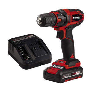 Einhell TC-CD 18/35 Li Cordless PXC 18V Drill Driver/Screwdriver Kit