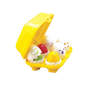 Tomy Let's Play Hide And Squeak Eggs Toddler & Kids Activity Toys