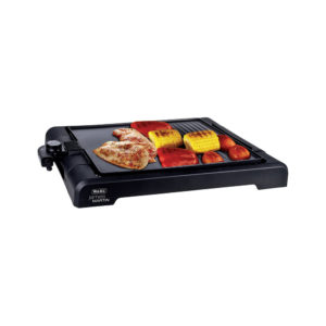 Wahl James Martin Grill with Flat Plate, Health Grill, Easy Clean, Non Stick - Black