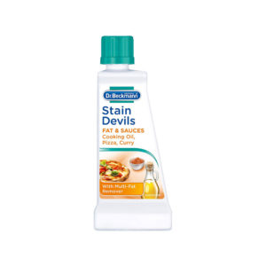 Dr Beckmann's Stain Devils Cooking Oil, Fat & Fabric Cleaner 50ml