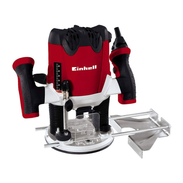 Einhell TE-RO 1255 E 1/4 Inch Electronic Router - 240 V