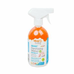 Vital Baby Aquaint Sanitising Water 500ml