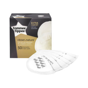 Tommee Tippee Closer To Nature Disposable Breast Pads – 50 Pads