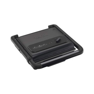 Tefal Inicio Adjust Versatile Health Grill Stainless Steel 2000 W - Black