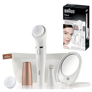Braun Face Travel  Beauty Edition Cleansing Brush & Face Epilator