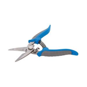 Silverline Industrial Shears 185mm – Blue