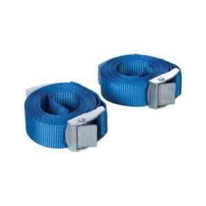 Silverline Cam Buckle Tie Down Strap 2.5m x 25mm 2pk 2.5m x 25mm