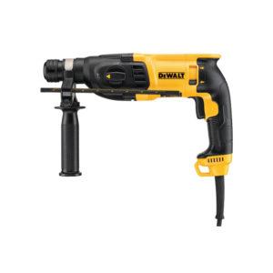 Dewalt Corded Electric SDS+ 3 Mode 26mm Hammer Drill 800 W 110 V – Yellow/Black