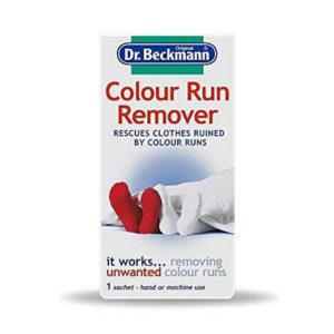 Dr  Beckmann Colour Run Remover – 1 x 75g Sachets