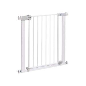 Safety 1st Securtech Auto-Close Metal Gate – White