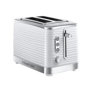 Russell Hobbs 24370 Inspire 2-Slice Toaster – White