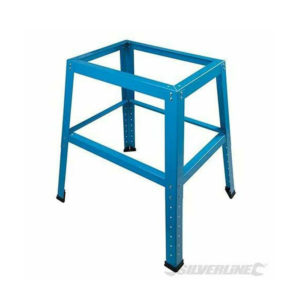 Silverline Machine Tool Stand 725, Collapsible And Portable, 840 mm