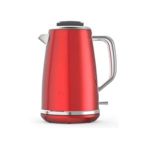 Breville Lustra Electric Jug Kettle Stainless Steel 3000 W 1.7 Litres – Candy Red