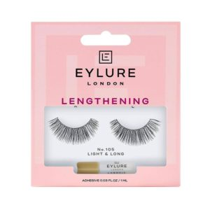Eylure Lengthening No 105 Strip Lashes Light And Long