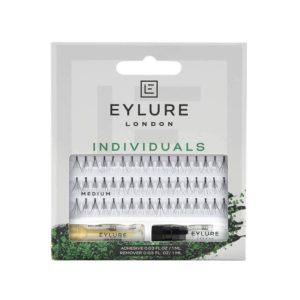 Eylure Pro Lash Individual Lashes Medium – Black Brand