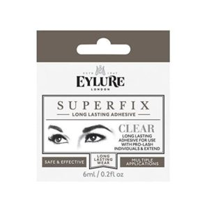 Eylure Superfix Long Lasting Individual Lash Adhesive 6ml Clear