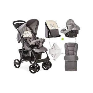Hauck Shopper SLX Trio Shop N Drive Set Pushchair Travel System – Pooh Cuddles
