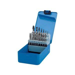 Draper Metric Tap And HSS Drill Bit 28 Piece Set