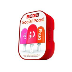 Zoku Social Media Kit – Multicolour