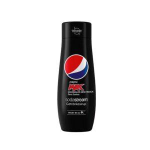 SodaStream Pepsi Max Sparkling Drink Mix 440 ml